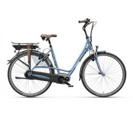 Batavus Milano E-go® (400 Wh), Grijsblauw