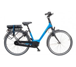 Sparta M8b Active Plus 500wh, Be-onebleu/black Matte