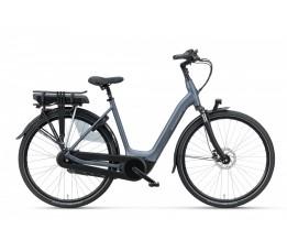 Batavus Finez E-go® Active Plus 300wh, Jeansblauw Mat