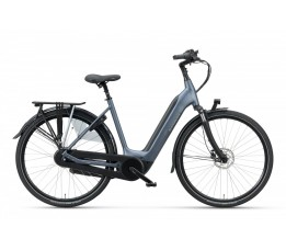 Batavus Finez E-go® Power 500wh, Jeansblauw Mat