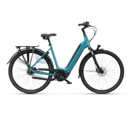 Batavus Finez E-go® Power Exclusive 625wh, Ritualblue